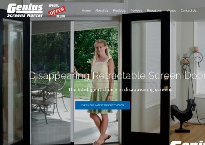 On the Bay Design & Consulting Website Design Genius Screens NorCal