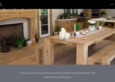 On the Bay Design  Consulting Website White Oak Works